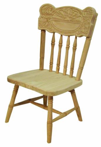 Sunburst Child's Chair