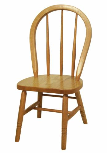 Deluxe Bow Back Child's Rocker