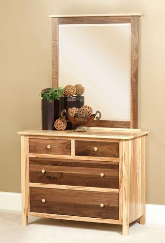 Cornwell Small Dresser, two-toned