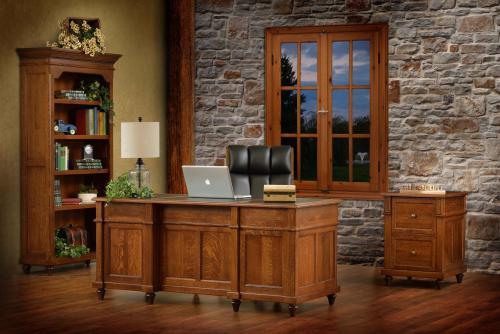 Bridgeport Office Display