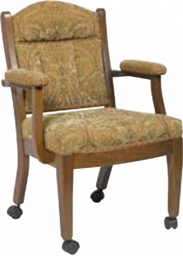 Buckingham Client Chair