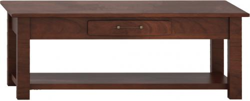 Barn Floor Office Collection Table with low shelf