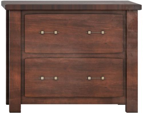 Barn Floor Office Collection Lateral File Cabinet