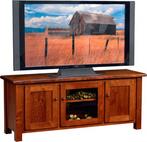 Barn Floor Top TV Stand