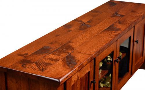 Barn Floor Office Collection Top - rustic