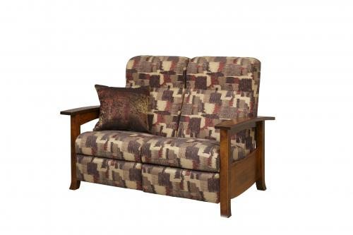 Breezy Point Recliner Love Seat