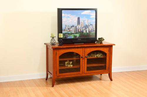 Bunker Hill TV Stand - wide
