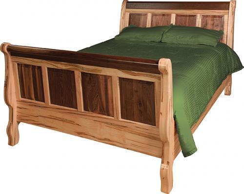 Cornwell Sleigh Bed