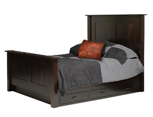 Horizon Shaker Bed