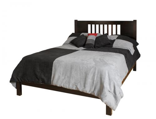 Horizon Shaker Mission Style Bed