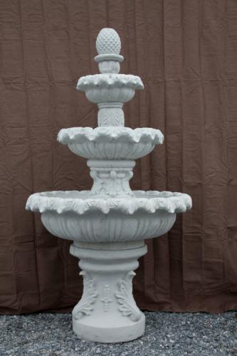 """New Orleans Fountain - 29"""" by 52"""" high"""