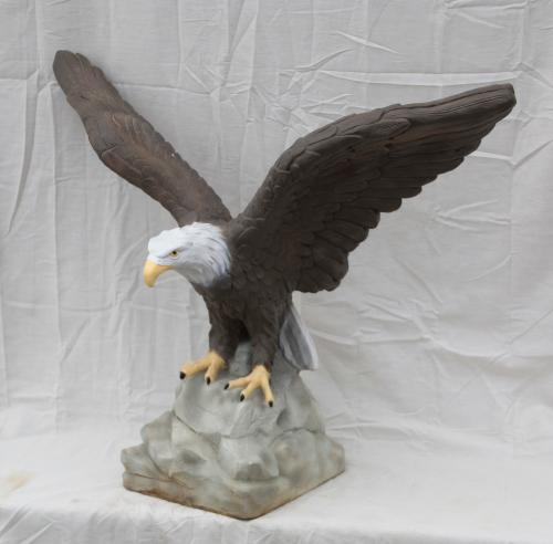 "Medium Eagle Wings Spread - 22"""