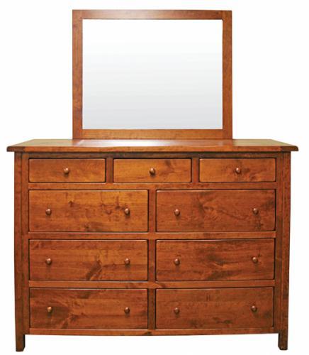 Kingston Dresser with mirror