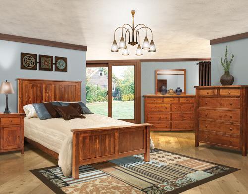 Kingston Bedroom Suite