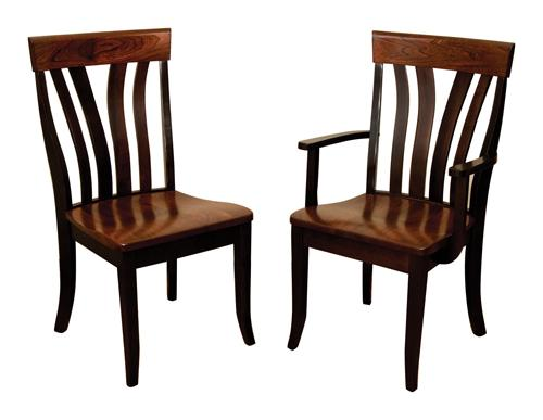 Lennox Side Chair and Arm Chair