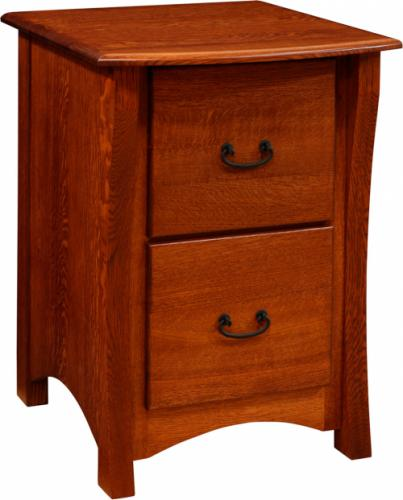 Master Letter File Cabinet - 2 drawer