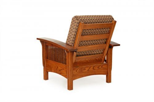 Morris Chair - back view