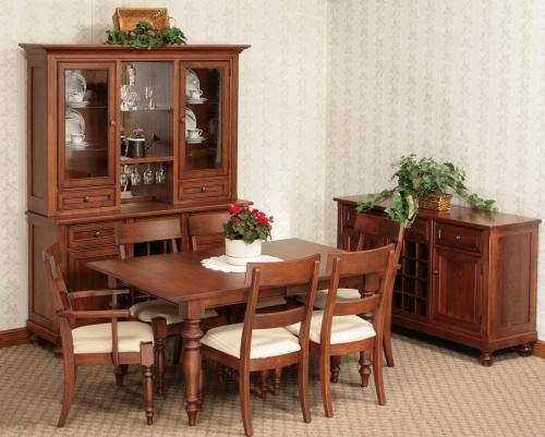 Oceanside Dining Room Setting