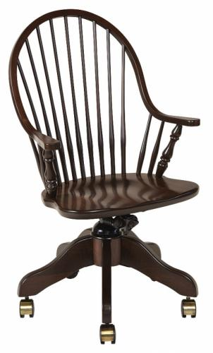 New England desk chair