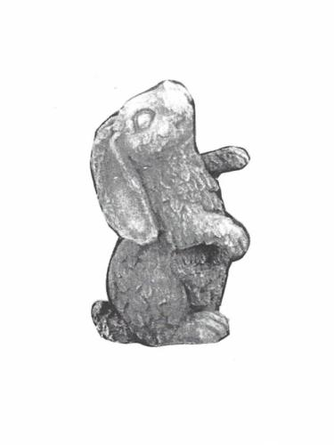 Lop Ear Bunny Standing - 15""