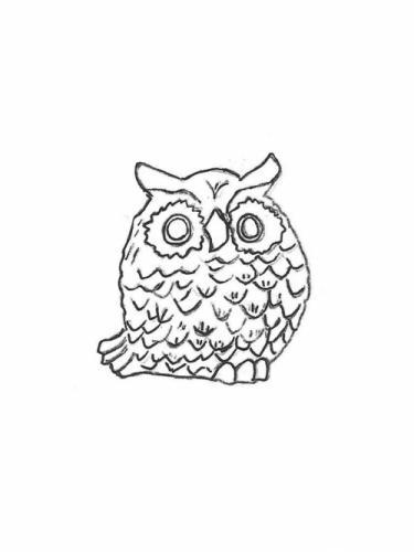 "Owl - 7"""