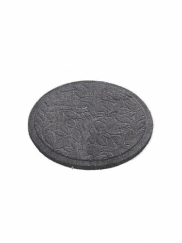 Stepping Stone - Leaf - round, 16""