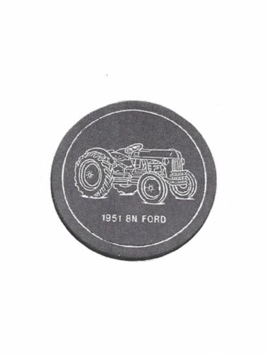 Tractor Stone - 8N Ford