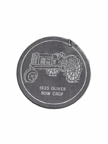 Tractor Stone - Oliver