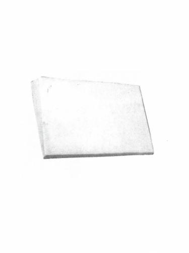 "Pet Marker Stone - Wedge - 9"" x 13 1/2"""