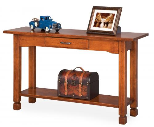 Rustic Country Sofa Table