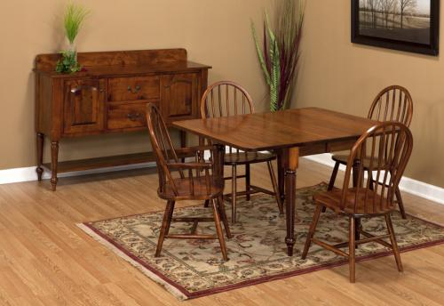 Spring Valley Drop Leaf Dining Room Set