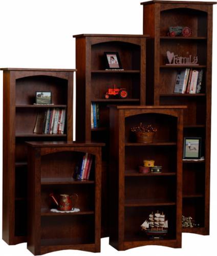 Shaker Bookshelves