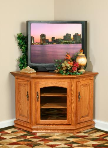 Traditional Cornwall (Corner) TV Stand