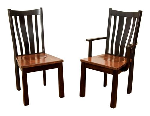 Trenton Side Chair and Arm Chair