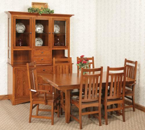 Wolf Hollow Dining Room Set