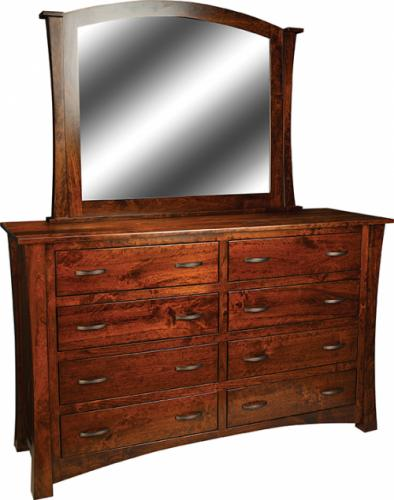 Woodbury Master Dresser