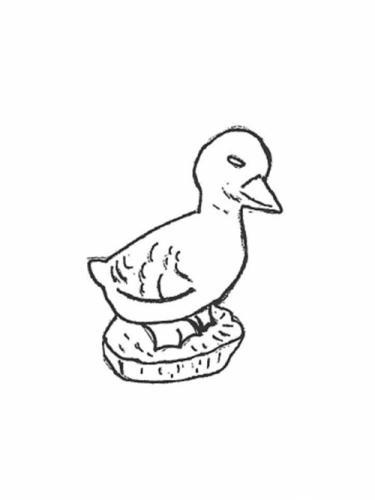 "Ducky - 6"""