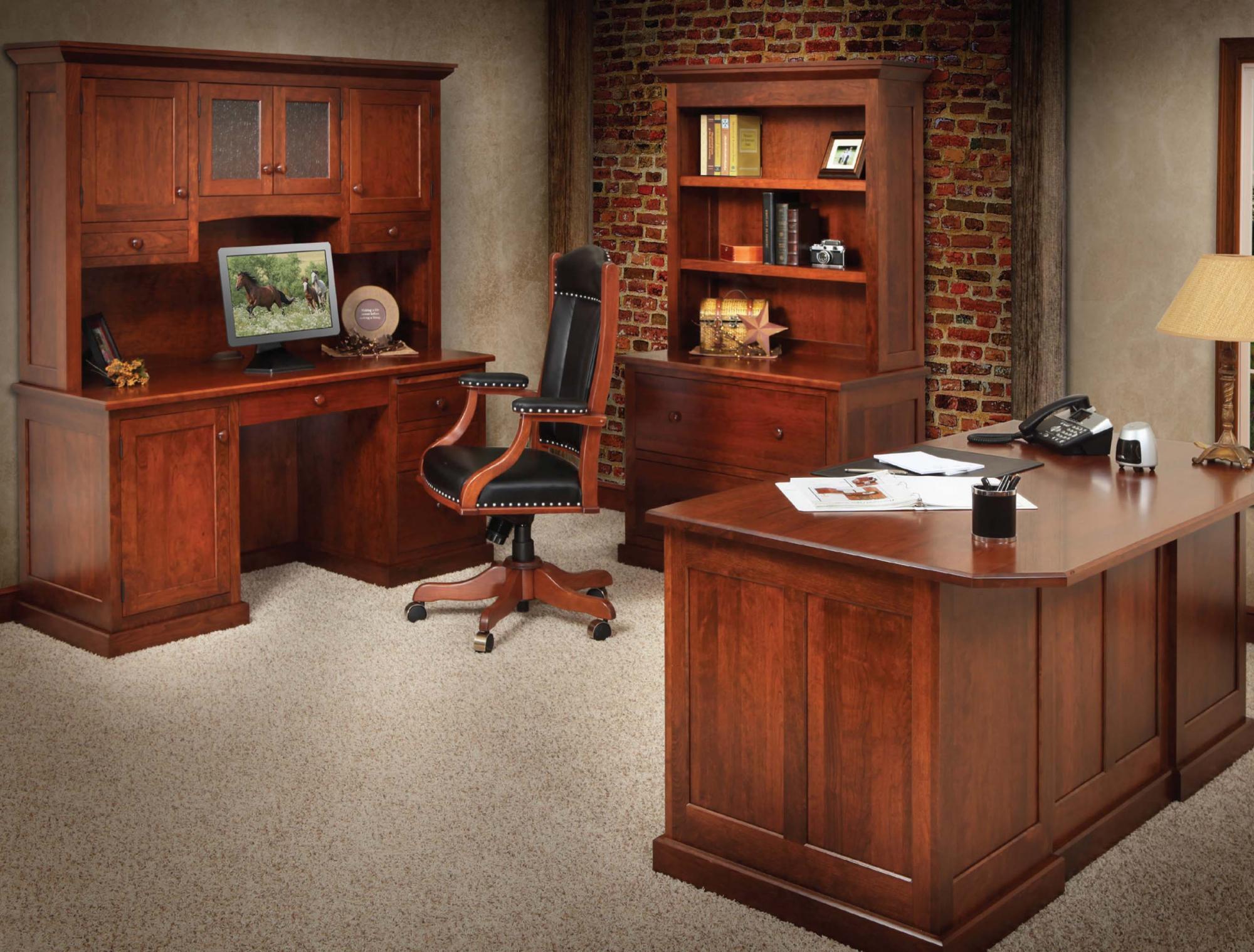 Homestead Office Display