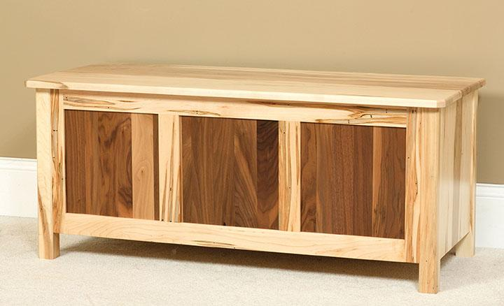 Cornwell Blanket Chest, two-toned