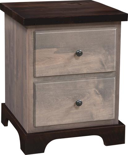 Manchester Nightstand - 2 drawers