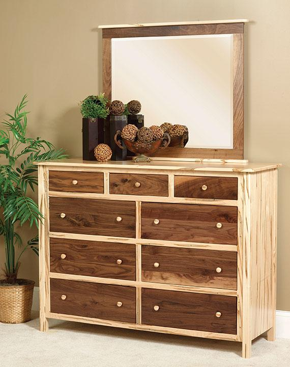 Cornwell High Dresser, two-toned