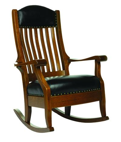 Auntie's Wide Rocker - 3 inches wider between arms