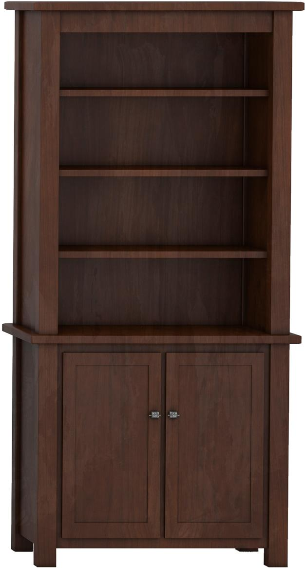 Barn Floor Office Collection Bookcase