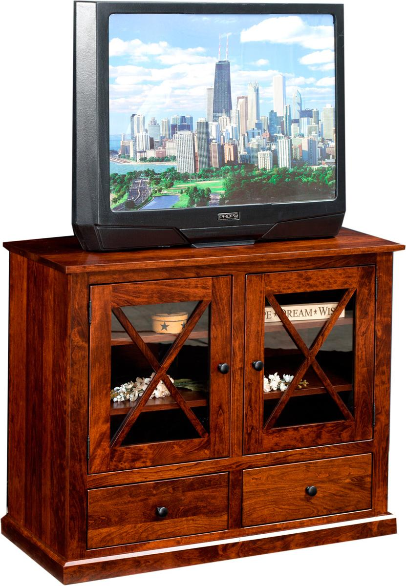 Brandy Wine TV Stand