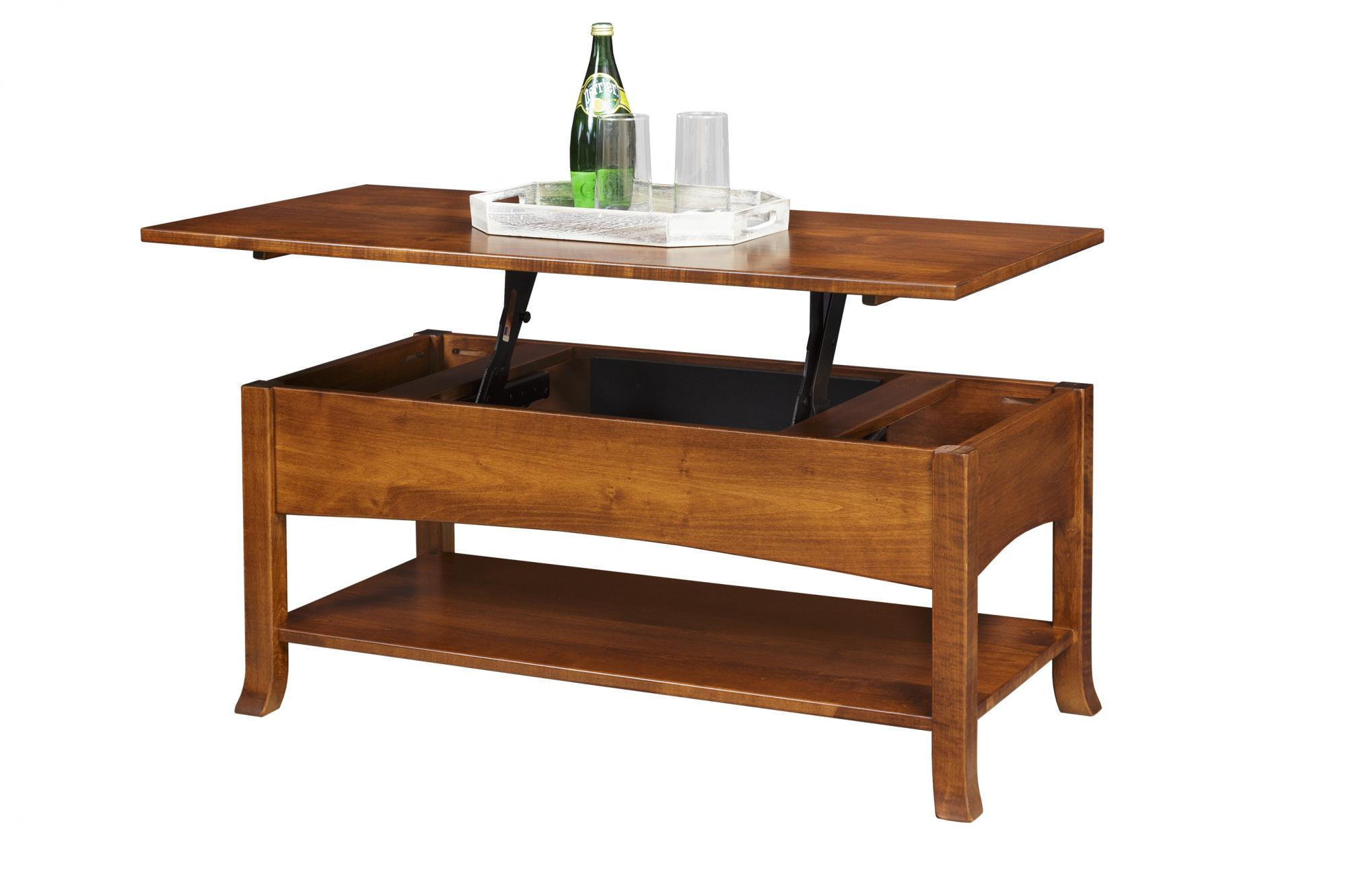 Breezy Point Coffee Table with Lift Top