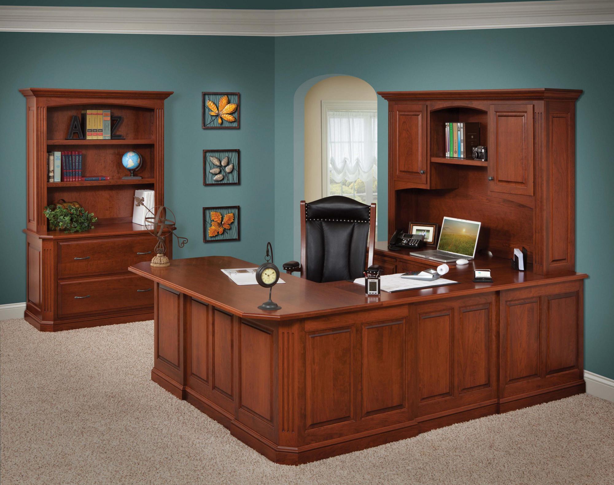 Buckingham Office Display 1