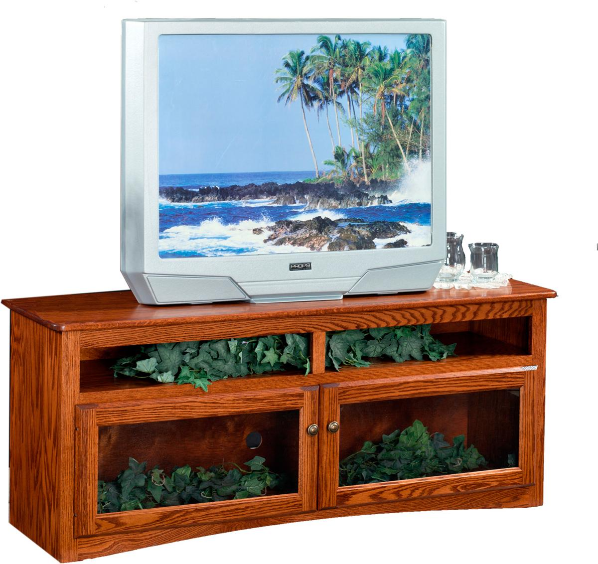 Economy TV Stand - low and wide