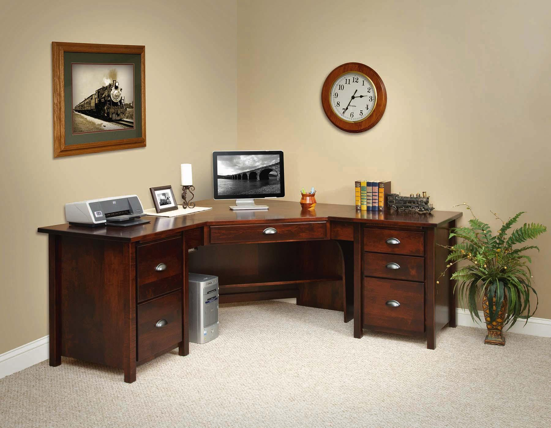 Eshton Corner Desk