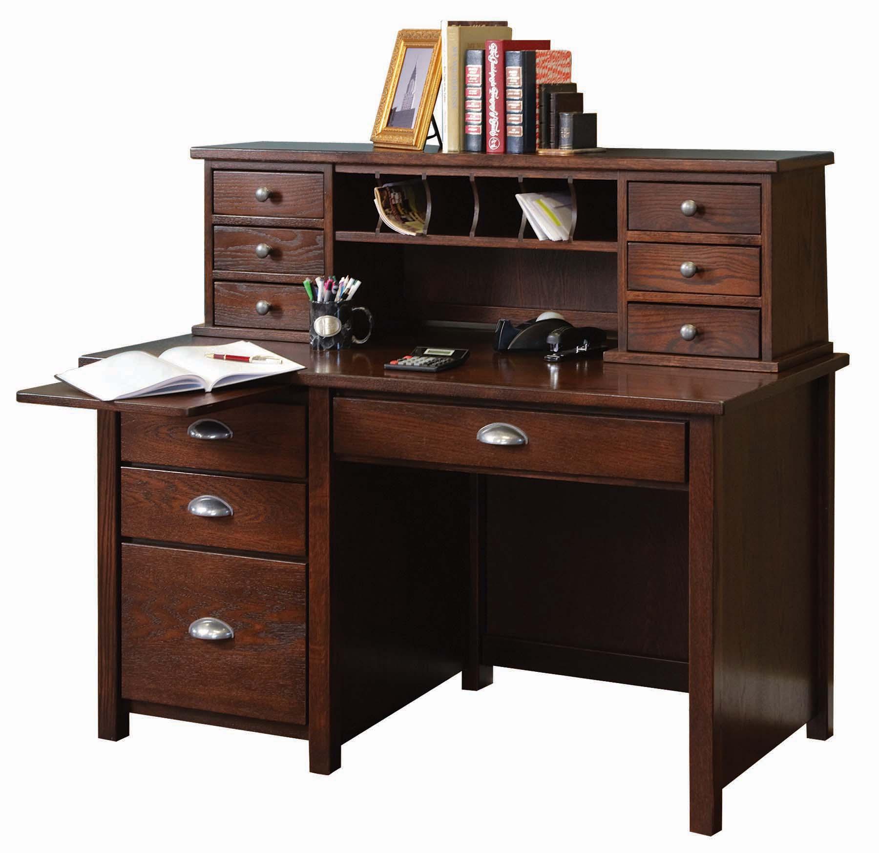 Eshton Hutch Writing Desk