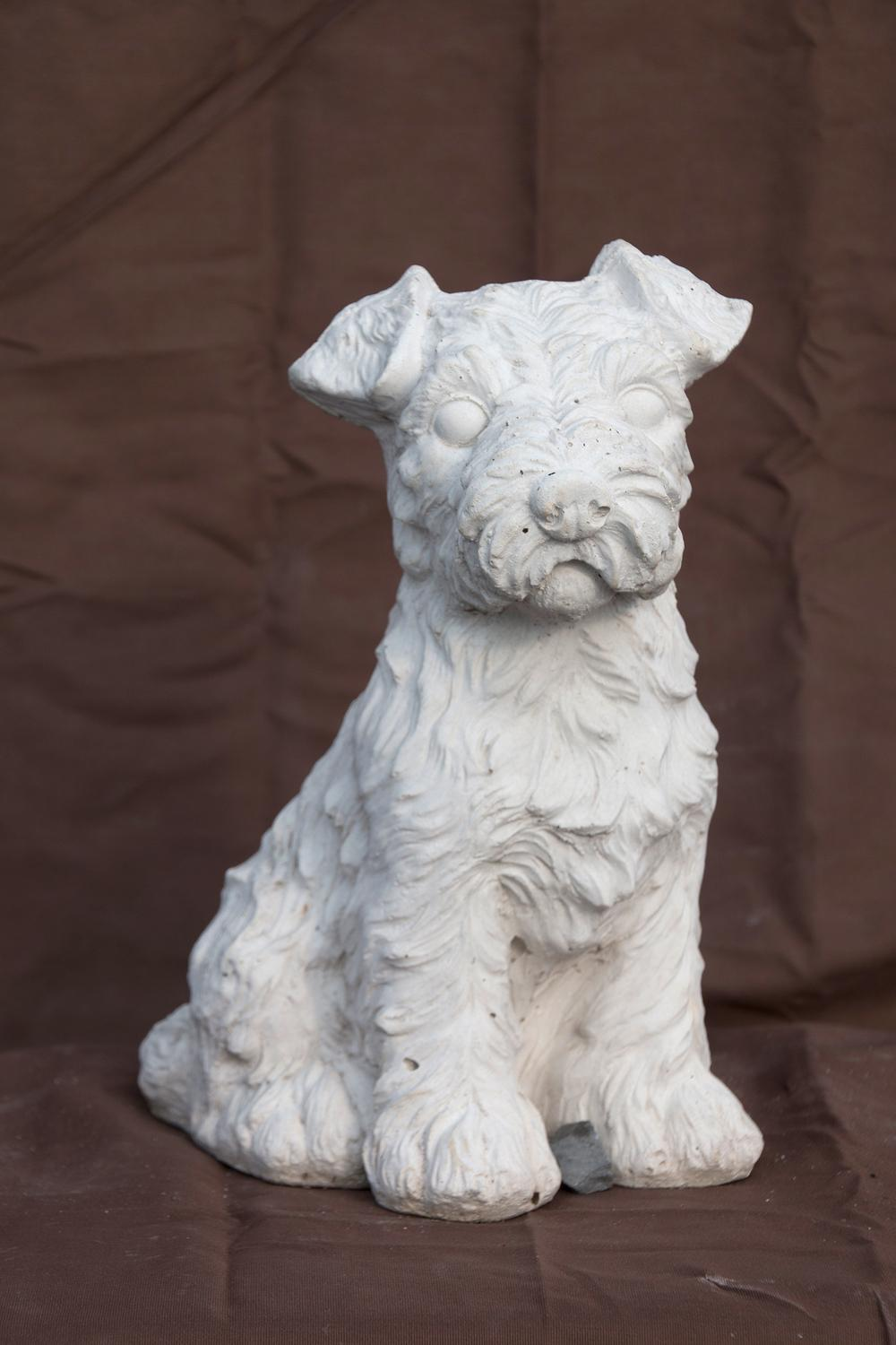 Scruffy Dog - 10""